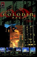 The Colodin Project by Ken Krekeler (Signed)