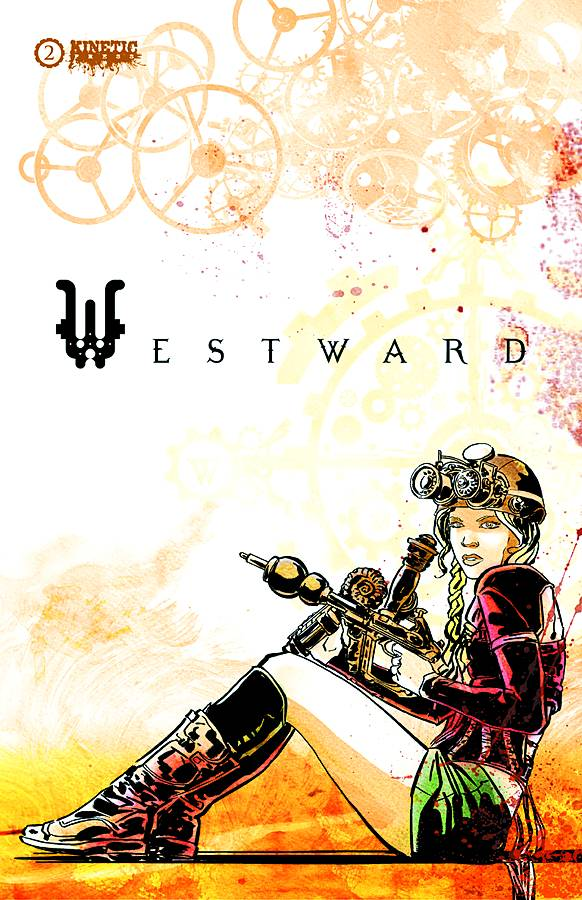 Westward #2 (of 10) (Signed)
