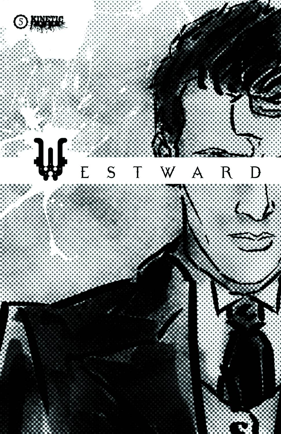 Westward #5 (of 10) (Signed)