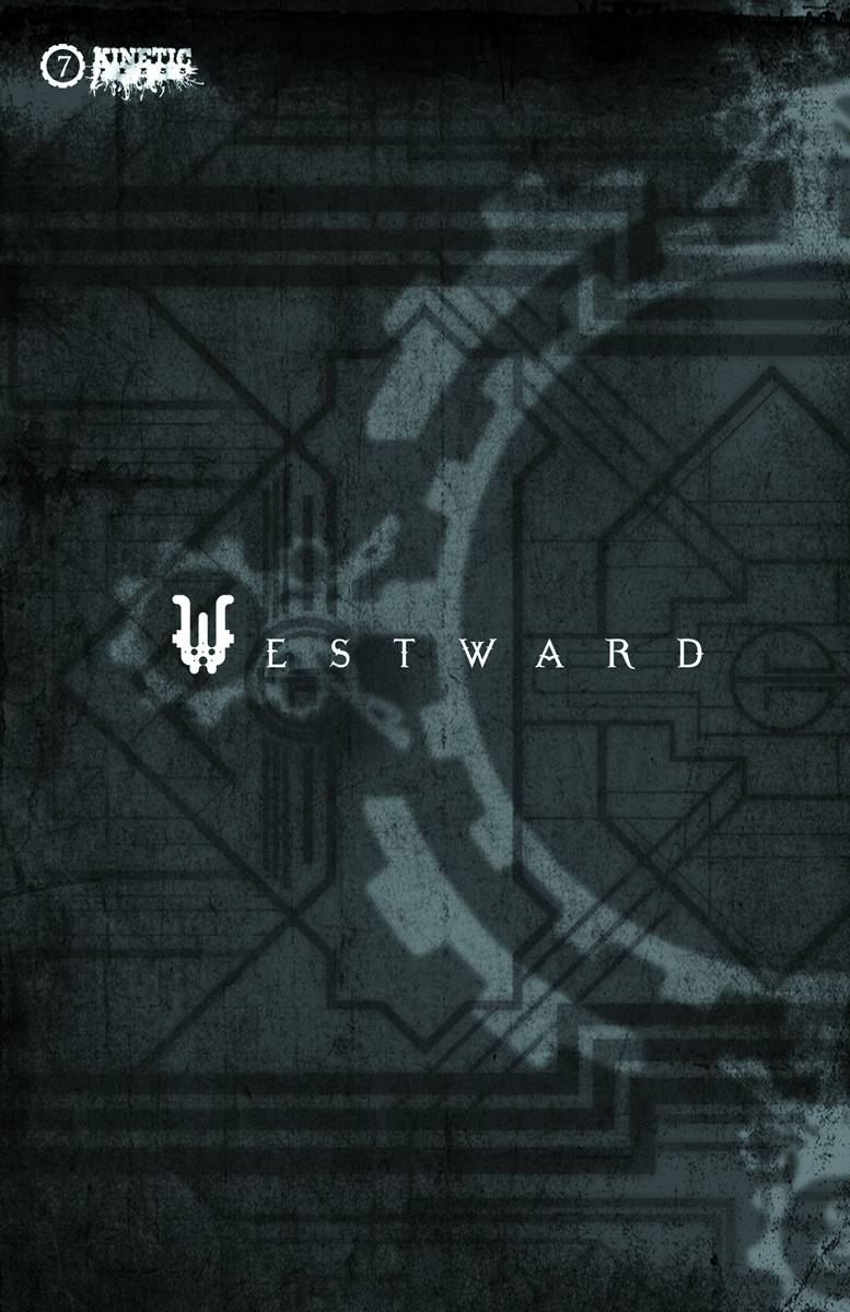 Westward #7 (of 10) (Signed)